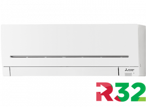 Mitsubishi Electric MSZ-AP25VG Wall Mounted 2.5kw Air Conditioning System-0