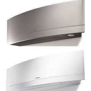 Daikin FTXJ25M Emura Air Conditioning System-Silver