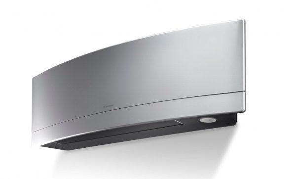 Daikin FTXJ20M Emura Wall Mounted 2.0 kw Air Conditioning System -Silver