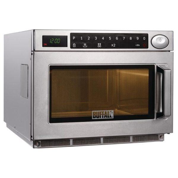 Buffalo GK641 1500W Programmable Microwave Oven