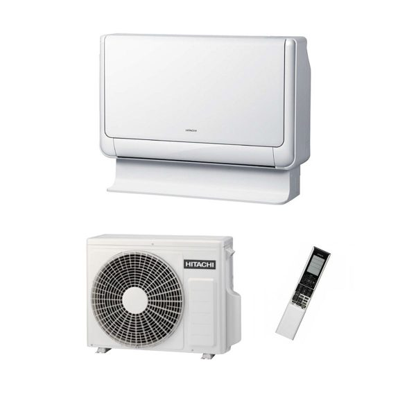 Hitachi Shirokuma RAF 50RXB Floor Mounted Air Condiitoning System
