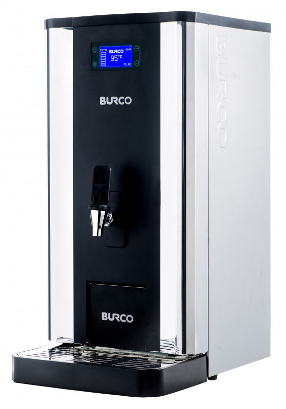 Burco 20 Ltr Autofill Countertop Boiler with Built in Filtration