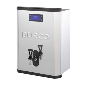 Burco 5Ltr Auto Fill Water Boiler Wall Mounted with Filtration