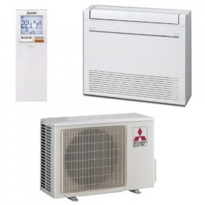 Mitsubishi Electric MFZ-KT25VG Floor Mounted Air Conditioning System