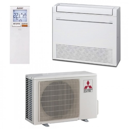 Mitsubishi Electric MFZ-KT35VG Floor Mounted Air Conditioning System