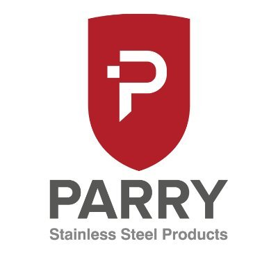 Parry Stainless Steel Logo