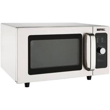 Buffalo FB861 Manual Commercial Microwave Oven