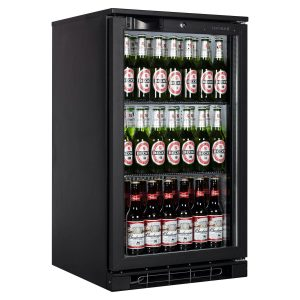 Tefcold BA05H Hinged Door Back Bar Bottle Cooler (100ltr)-0