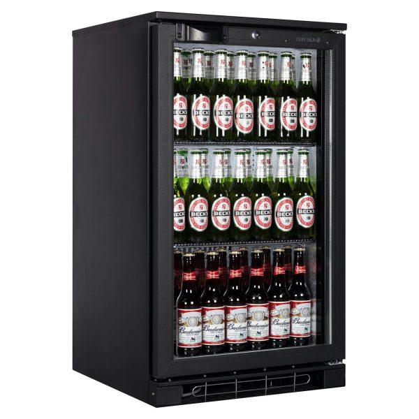 Tefcold BA05H Hinged Door Back Bar Bottle Cooler (100ltr)-0