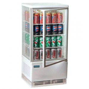 Polar G619 Countertop Display Cabinet