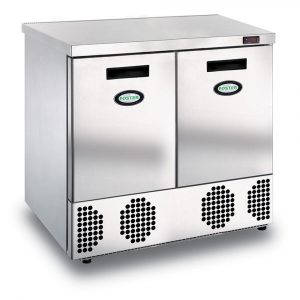 Foster HR240 2 Door Counter Fridge