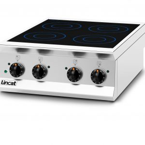 Lincat Opus 800 OE8014 4 Zone Induxtion Hob