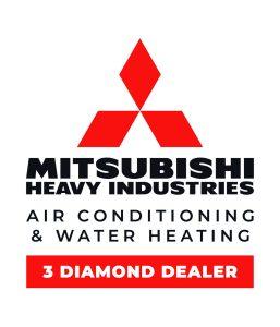 Mitsubishi 3 Diamond Dealer Award