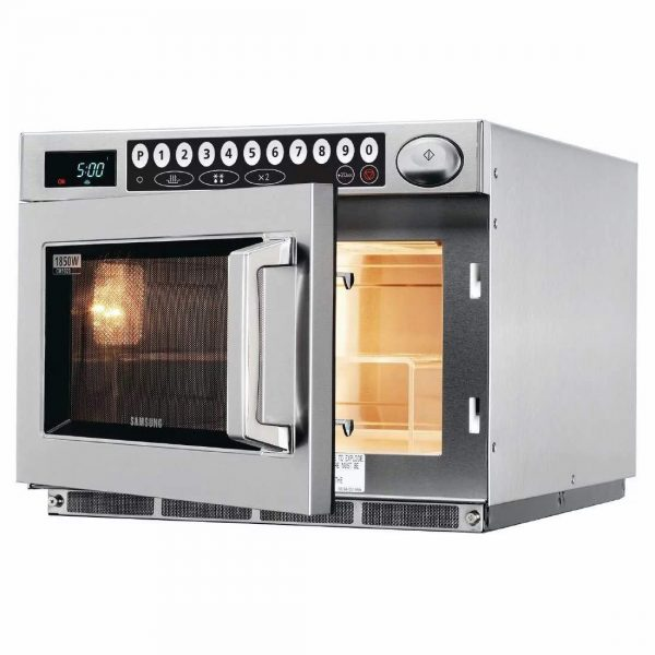 Samsung CM1929 Super Heavy Duty Commercial Microwave (1850W)