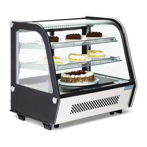 Polar CD229 Countertop Display Cabinet