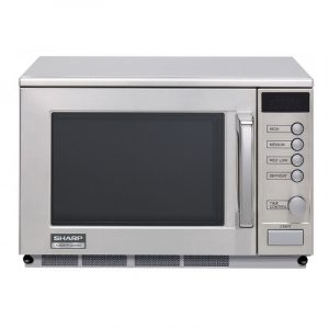 Sharp R23AM Commercial Microwave Oven (1900W)