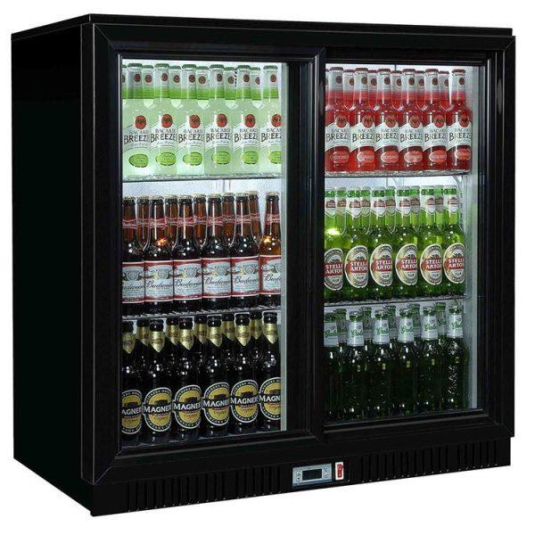 Sterling Pro SP2BC 2 Door Bottle Cooler